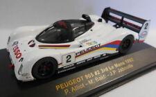 Voitures des 24 Heures du Mans miniatures IXO Peugeot