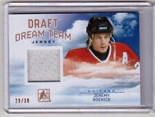 JEREMY ROENICK 13/14 ITG 2014 Draft Prospects Dream Team Jersey Bronze #29/30 SP