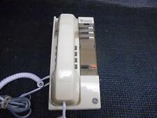 Old Vtg GENERAL ELECTRIC PUSH BUTTON TELEPHONE GE Phone 12 Memory Tone