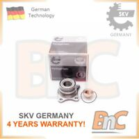 REAR WHEEL BEARING KIT FOR TOYOTA OEM 4245005030 SKV GERMANY GENUINE HEAVY DUTY
