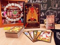 New Tarot Cards Deity Bird Bird Gift Box Divination Fate Love Board Game