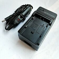 Battery Charger for PANASONIC CGA-DU07 CGA-DU12 CGA-DU14 CGA-DU21 CGA-DU23