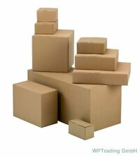 100 Faltkartons / Kartons  260 x 160 x 80 mm