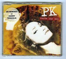 6 TRACK MAXI CD SINGLE (BRAND NEW)PATRICIA KAAS RESTE SUR MOI