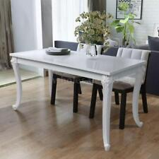 Tavoli Da Pranzo Bianchi.Tavoli Da Pranzo Bianchi In Plastica Acquisti Online Su Ebay