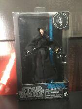 Star Wars Black Series Emperor Palpatine 6 Inch Figure - Blue Series