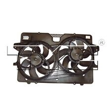 For Ford Escape Mercury Mariner 3.0L V6 Dual Radiator and Condenser Fan Assembly