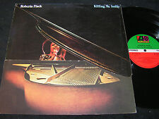 ROBERTA FLACK Killing Me Softly / India Gimmix Cover LP 1973 ATLANTIC SD 7271