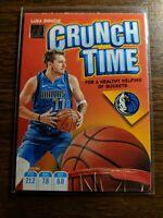 2019-20 Donruss Crunch Time Insert Basketball Cards Complete Your Set U Pick