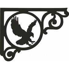 Eagle Bookshelf Bracket (Pair)