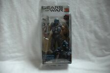 "Neca Gears of War 3 Clayton Carmine 7"" Action Figure New!"