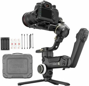 Zhiyun Crane 3S 3 Axis Handheld Gimbal Stabilizer For DSLR  Easysling Kit