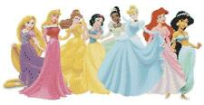 Disney Princesses 2 - 14 Count Cross Stitch Kit