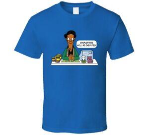 Apu The Simpsons Kwiki Mart Drôle