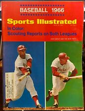April 18,1966 Sports Illustrated-BASEBALL1966-Dick Groat-Philadelphia Phillies