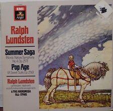 Ralph Lundsten Summer Saga / Pop Age Ralph Lundsten 33RPM    10117LLE