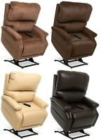 Pride VivaLift Escape Electric Recliner Power Lift Chair Medium PLR-990iM NEW