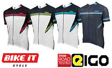 MENS CYCLING JERSEY SHORT SLEEVE SUMMER BREATHABLE MTB BIKE ROAD CYCLE JERSEY