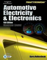 Today's Technician Automotive Electricity and Electronics manual set Hollembeak