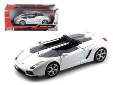 Motormax Lamborghini Concept S 1/24 White 73365