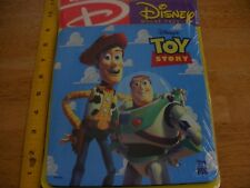 Disney Toy Story Woody and Buzz Lightyear VINTAGE Mouse Pad sealed