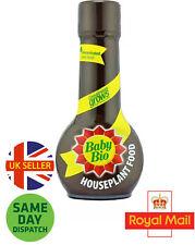 Plant Food Baby Bio Fertiliser Houseplant Feed 175 ml UK Seller