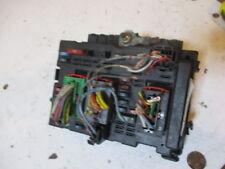 peugeot 206 fuses \u0026 fuse boxes ebay Jeep Patriot Fuse Box peugeot 206 307 bsm fusebox delphi 9650664080 bsm b3