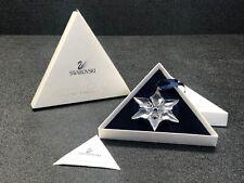 Swarovski 2000 Retired Crystal Christmas Ornament