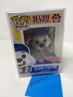 Funko POP! Ad Icons 106 Slush Puppie Flocked | Target Exclusive In Protector