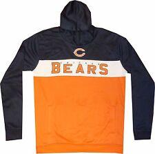 Chicago Bears Youth Performance Level Hoodie Sweatshirt Youth 8-20