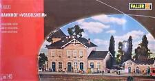 """Faller 110121 H0 - Bahnhof """" Volgelsheim """" NEU & OvP"""