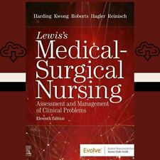 Lewis's Medical-Surgical Nursing, 11th Edition By Harding ✔️[P.D.F] 📙✔️ Fast D