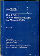 Low-Frequency Electric and Magnetic Fields June 1992 EX FAA 031016jhe