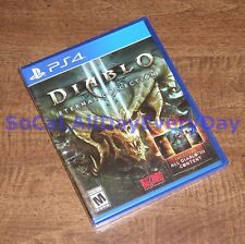 Diablo III: Eternal Collection includes ALL Diablo 3 Content (PlayStation 4) ps4
