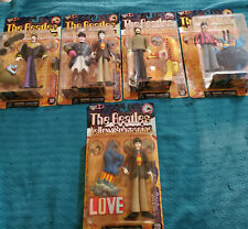 The Beatles Yellow Submarine McFarlane Series 1 1999 Complete Set w/ Capt. Fred