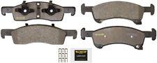 Disc Brake Pad Set-Total Solution Ceramic Brake Pads Front Monroe CX934B