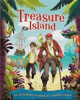 Tresure Isla Libro de Cuentos Un Enchanting Retelling de Una Moderno Clásico