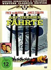 Auf heißer Fährte | Mediabook | Fred MacMurray | James Coburn [FSK12] DVD