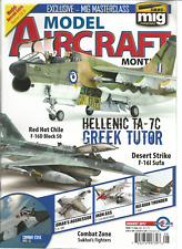 MODEL AIRCRAFT MAGAZINE VOL 16 # 8 AUGUST 2017.