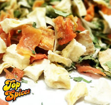 DRIED VEGETABLES MIXED **TOP QUALITY** (50G - 1.9 KG)