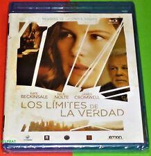 LOS LIMITES DE LA VERDAD / THE TRIALS OF CATE McCALL Bluray area B English Españ