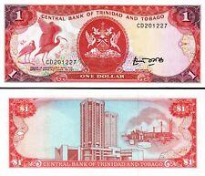 TRINIDAD & TOBAGO 1 DOLLARS 1985 UNC CONSECUTIVE 20 PCS LOT P 36A SIGN 4