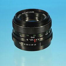 Pentacon auto 1.8/50 Multi Coating Objektiv lens für for M42 - (75662)