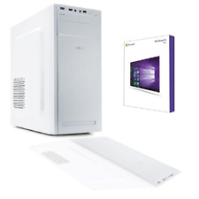 PC DESKTOP FISSO QUAD CORE I7-7700 4,20 GHZ WIN10 WIFI SSD240GB 8GB 500W USB3.0
