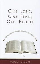 NEW One Lord, One Plan, One People by Rodger Crooks