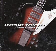 FREE US SH (int'l sh=$0-$3) NEW CD Winter, Johnny: Raised on Blues Live