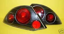 MITSUBISHI ECLIPSE 2000-2005 TAIL LIGHTS BLACK/RED SET!