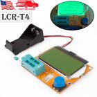 LCR-T4 M328 Transistor Tester ESR Meter Diode Triode Capacitance SCR Inductance