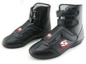 Simpson Car Racing Stealth New Sprint Shoe Sfi.5  6 7 8 9 10 11 12 13 Uk Fire