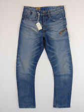 G-Star Raw Type-C Zip 3D Tapered Dropped Crotch W32 L34 RRP £116 Denim Jeans